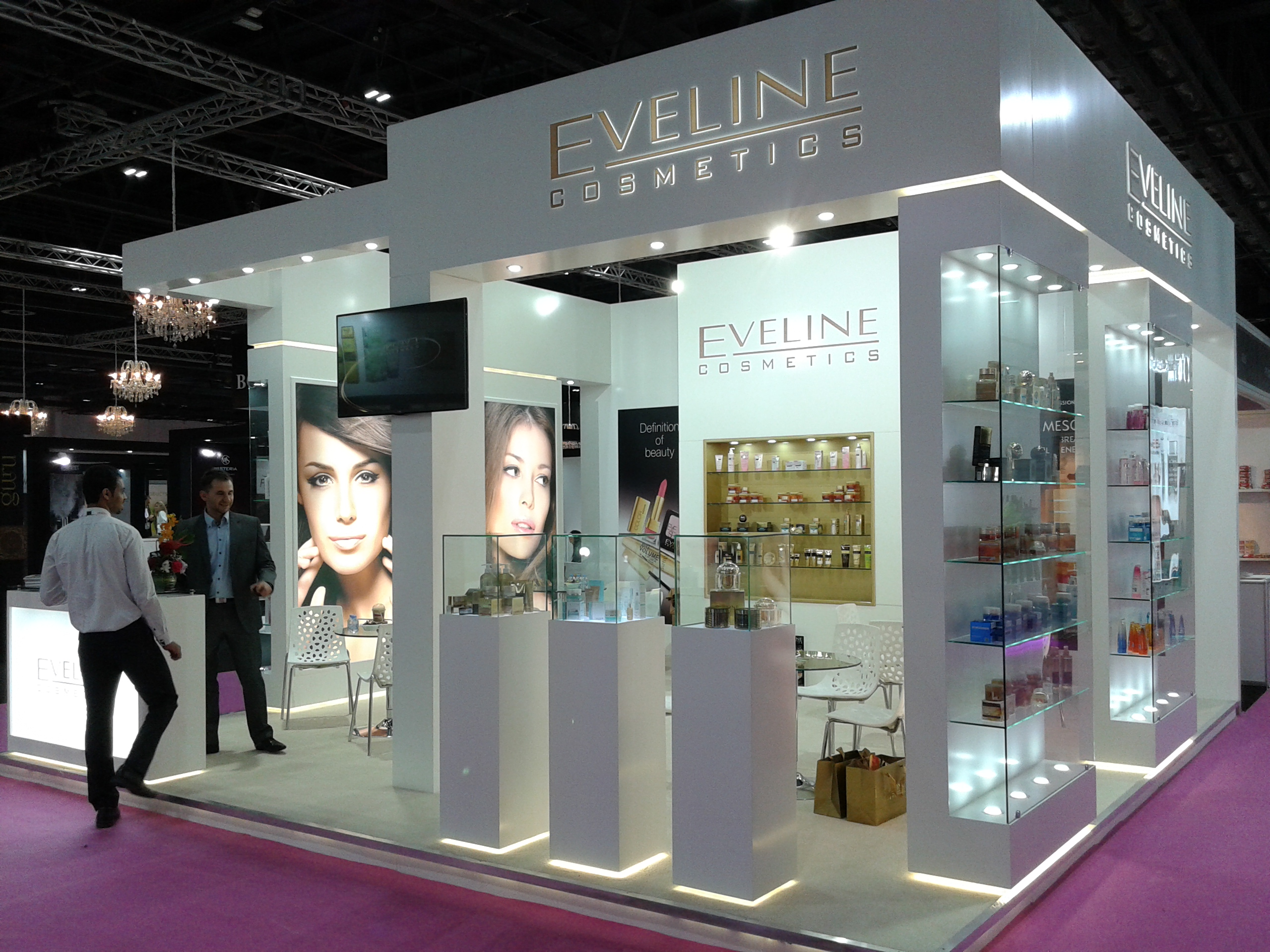 Targi Beauty World Middle East 2015 w Dubaju