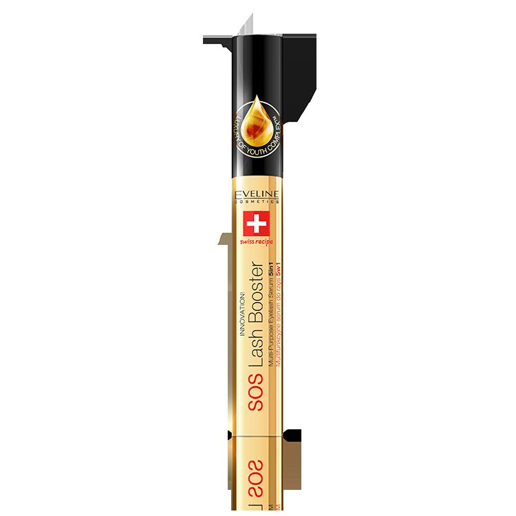 Серум за мигли с арган 5в1