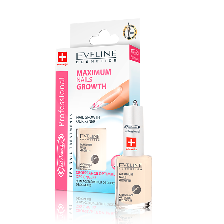 Nail Therapy MAXIMUM NAILS GROWTH | Eveline Cosmetics