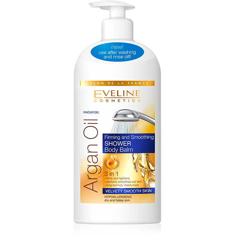 Firming and Smoothing In-Shower Body Lotion