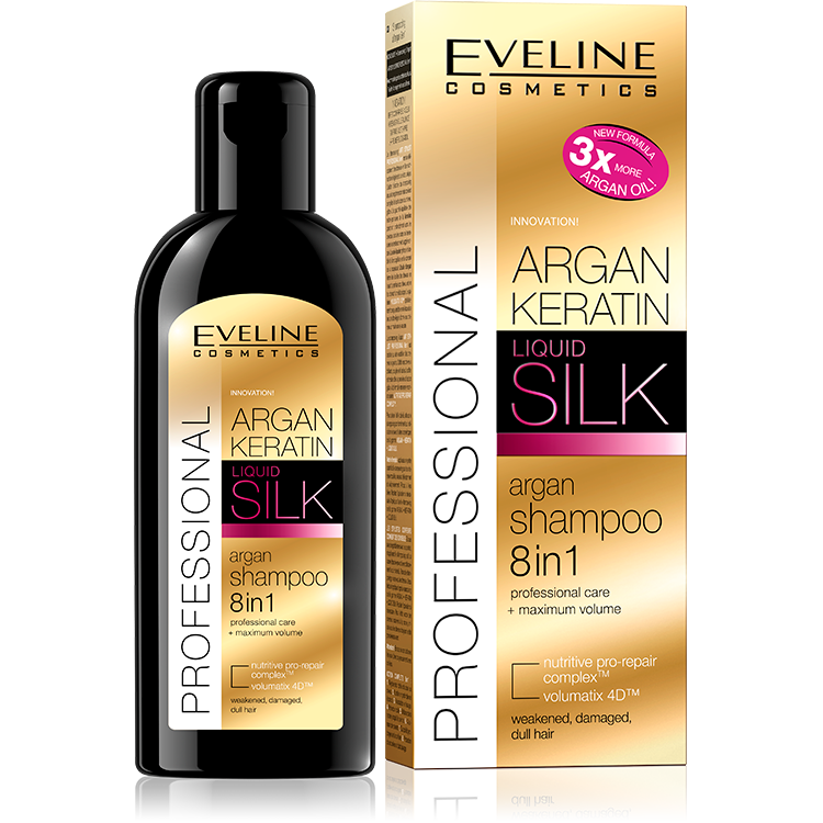 Argan shampoo 8in1