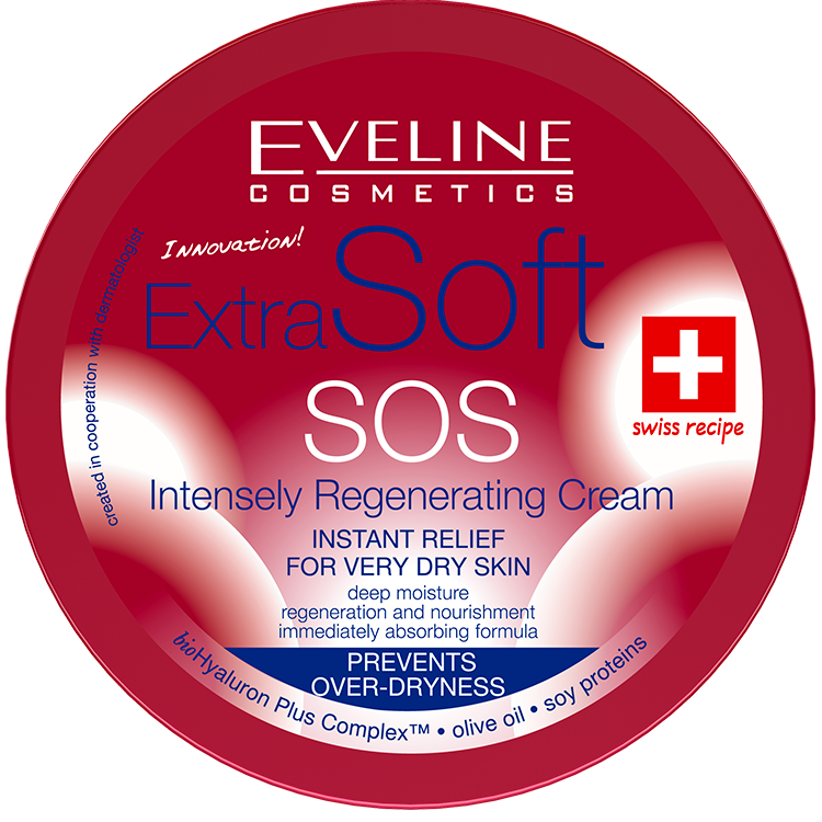 SOS Intensely Regenerating Cream