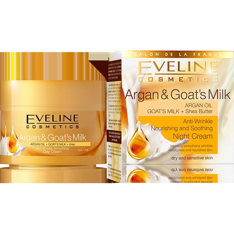 Anti-Wrinkle Nourishing and Soothing Night Cream