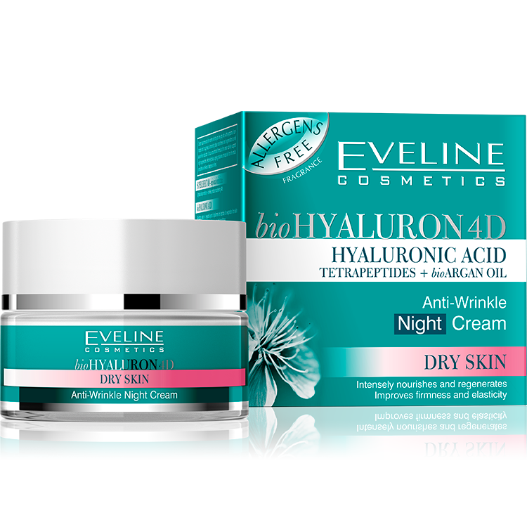 Anti-Wrinkle Night Cream DRY SKIN