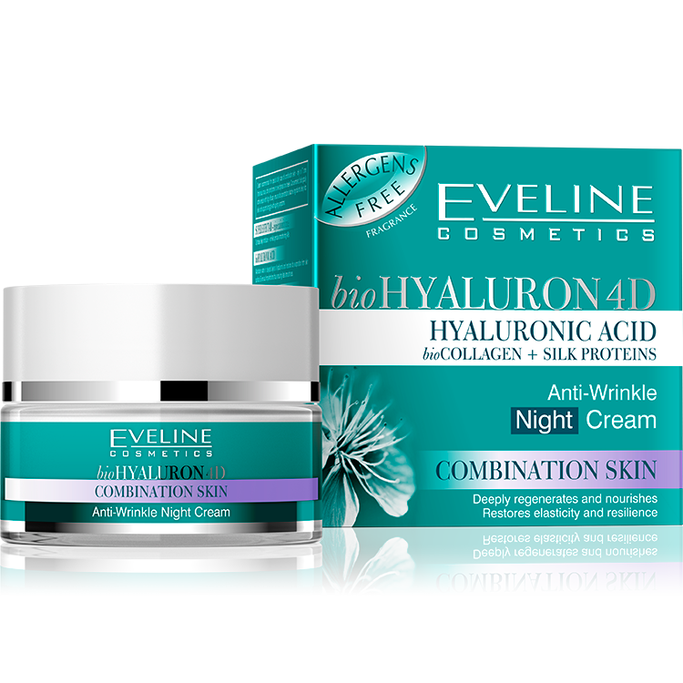 Anti-Wrinkle Night Cream COMBINATION SKIN