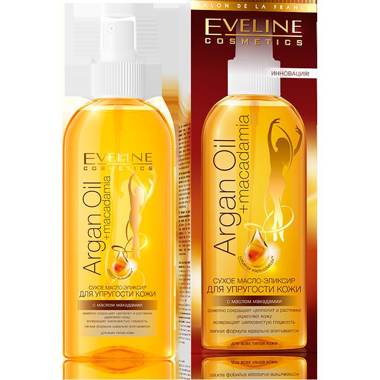 Сухое масло-эликсир для упругости кожи
