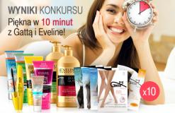 Gatta i Eveline Cosmetics