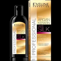 Arganowy szampon 8w1 LIQUID SILK