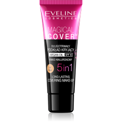 MAGICAL COVER Long-Lasting COVERING FOUNDATION 5 in 1