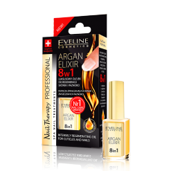 ARGAN ELIXIR 8in1 INTENSELY REGENERATING OIL FOR CUTICLES AND NAILS