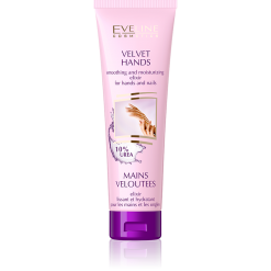 VELVETY HANDS smoothing and moisturizing elixir