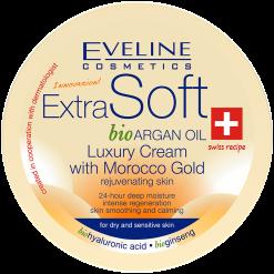 Luxusní krém s marockým zlatem