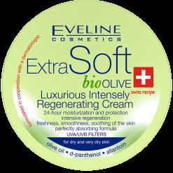 EXTRA SOFT – Intenzivně regenerující krém s Bio Olivou