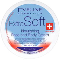 Nourishing Face and Body Cream