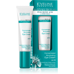 CONCENTRATED ILLUMINATING EYE CREAM +SPF 8