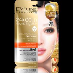 Purifying Bubble Sheet Mask | Eveline Cosmetics